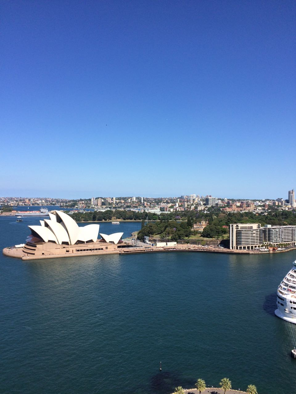 Opera House from Pylon