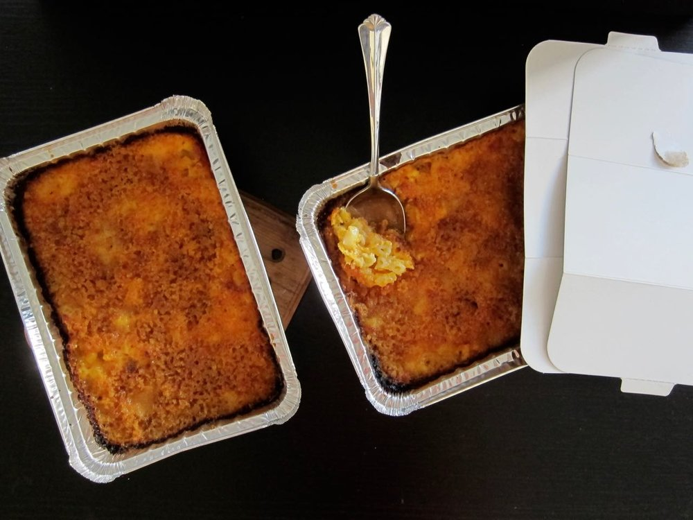 Mucho Mac & Cheese