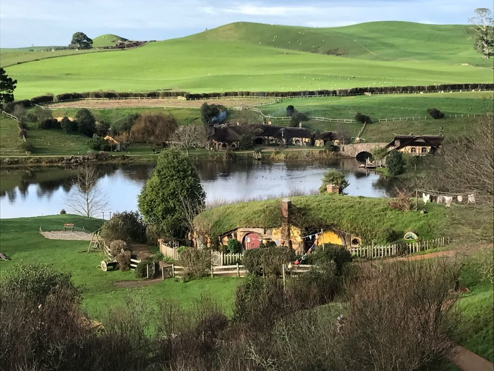 Green Dragon Inn Hobbiton