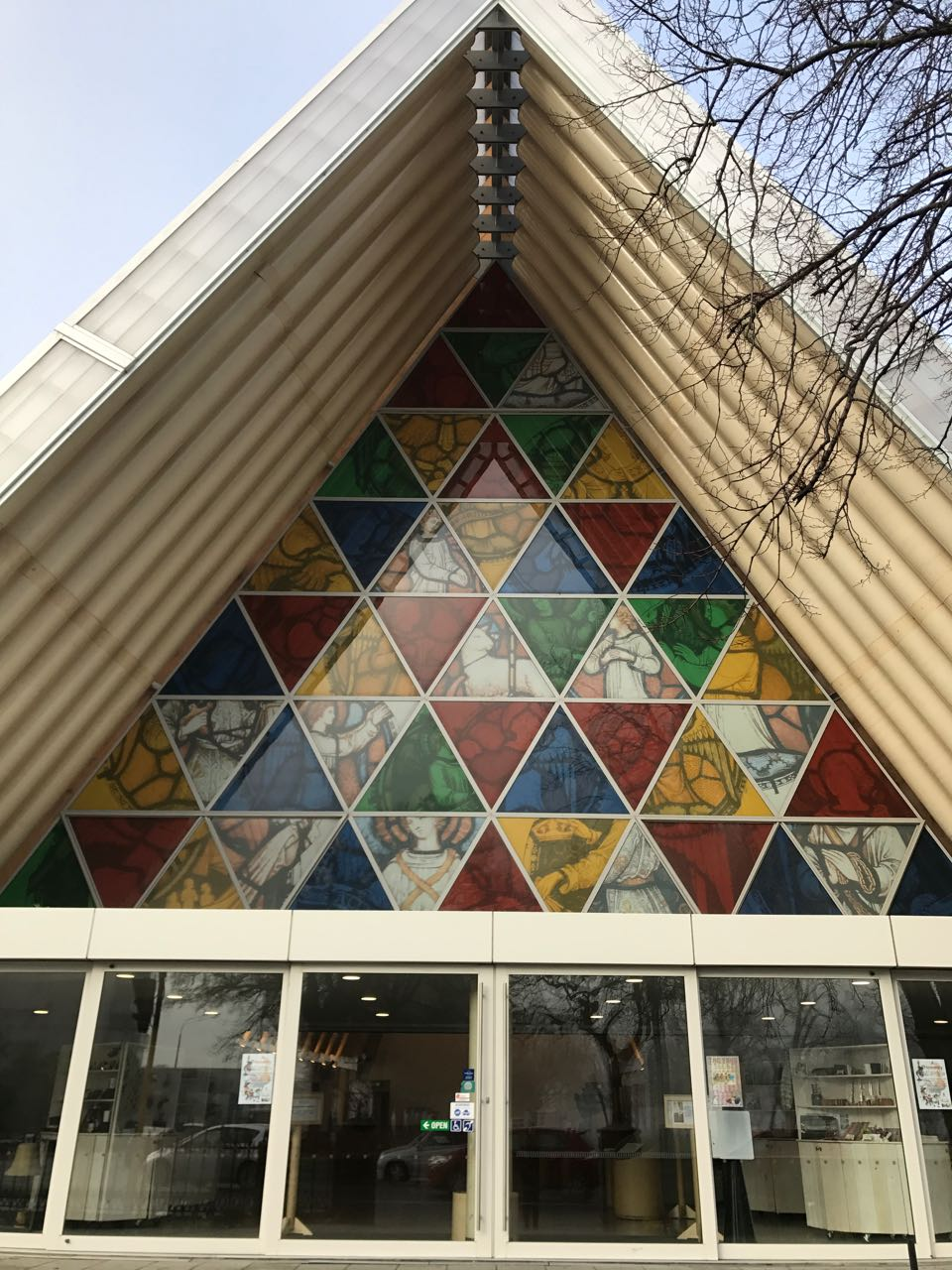 Cardboard Cathedral Outside.jpg