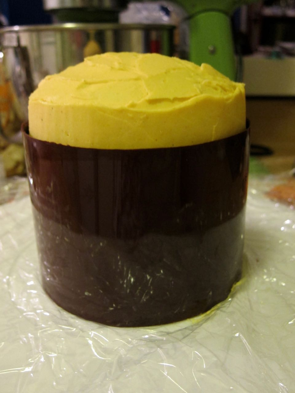 Cake wrapped in chocolate.jpg