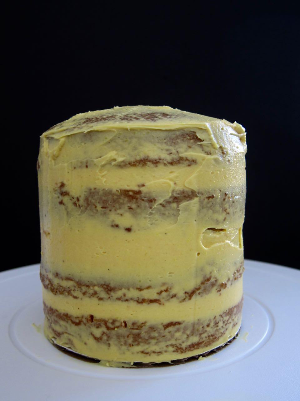 Bride & Prejudice Cake Crumb Coat.jpg