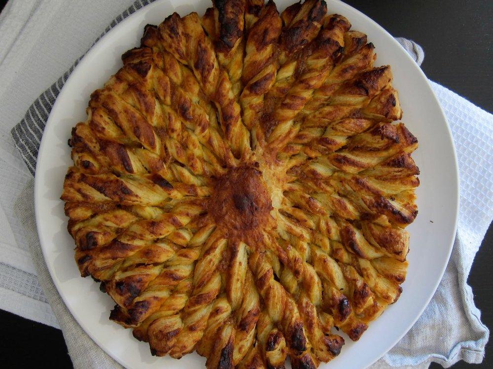 Pumpkin Butter Tart Soleil