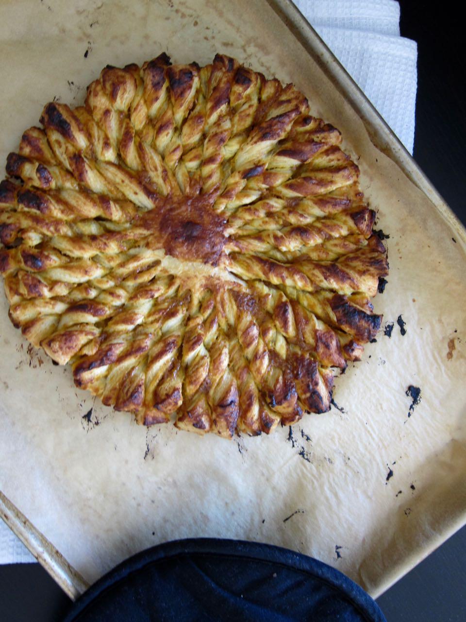 baked tart soleil