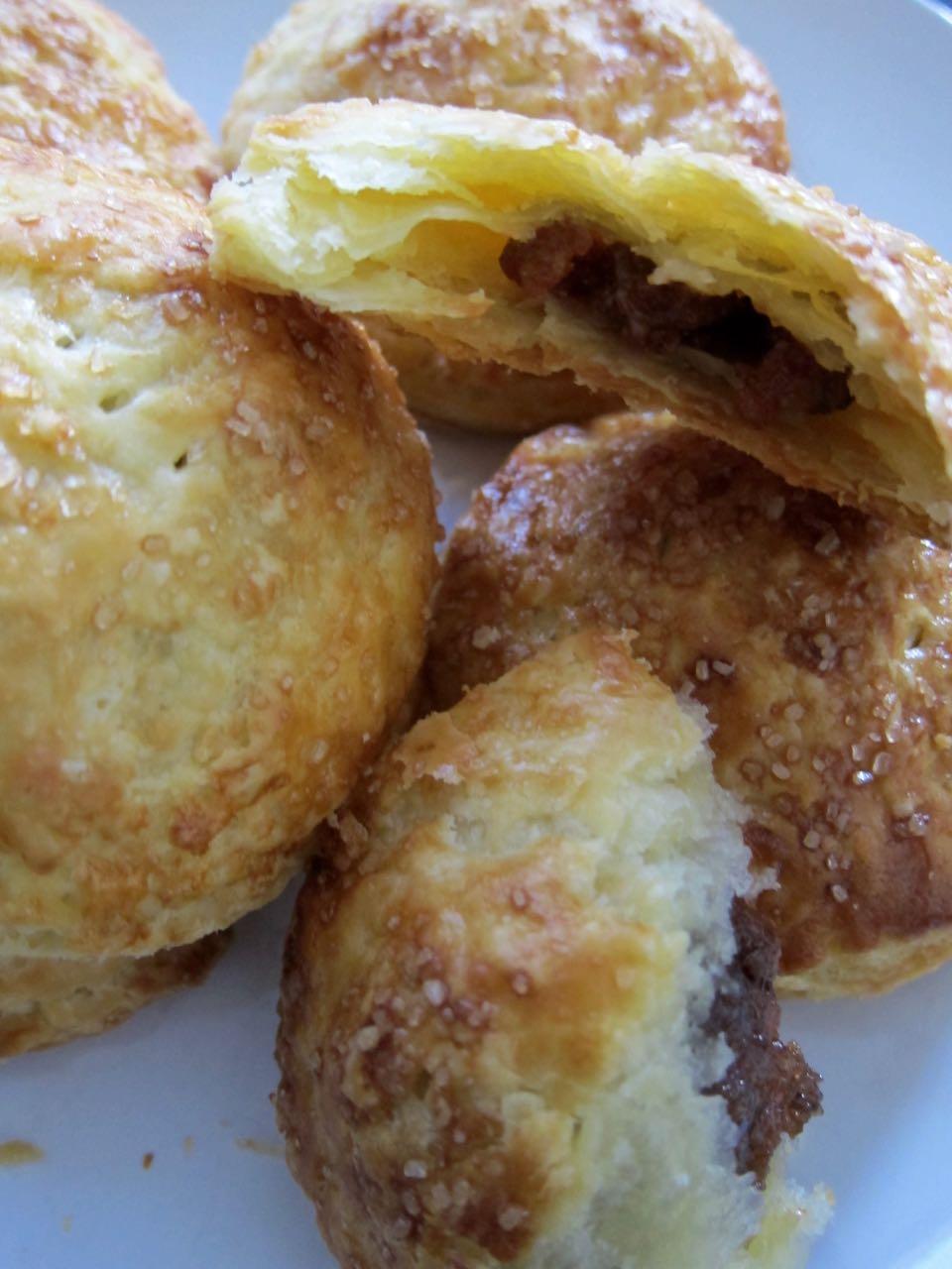Pecan Hand Pie Cookies