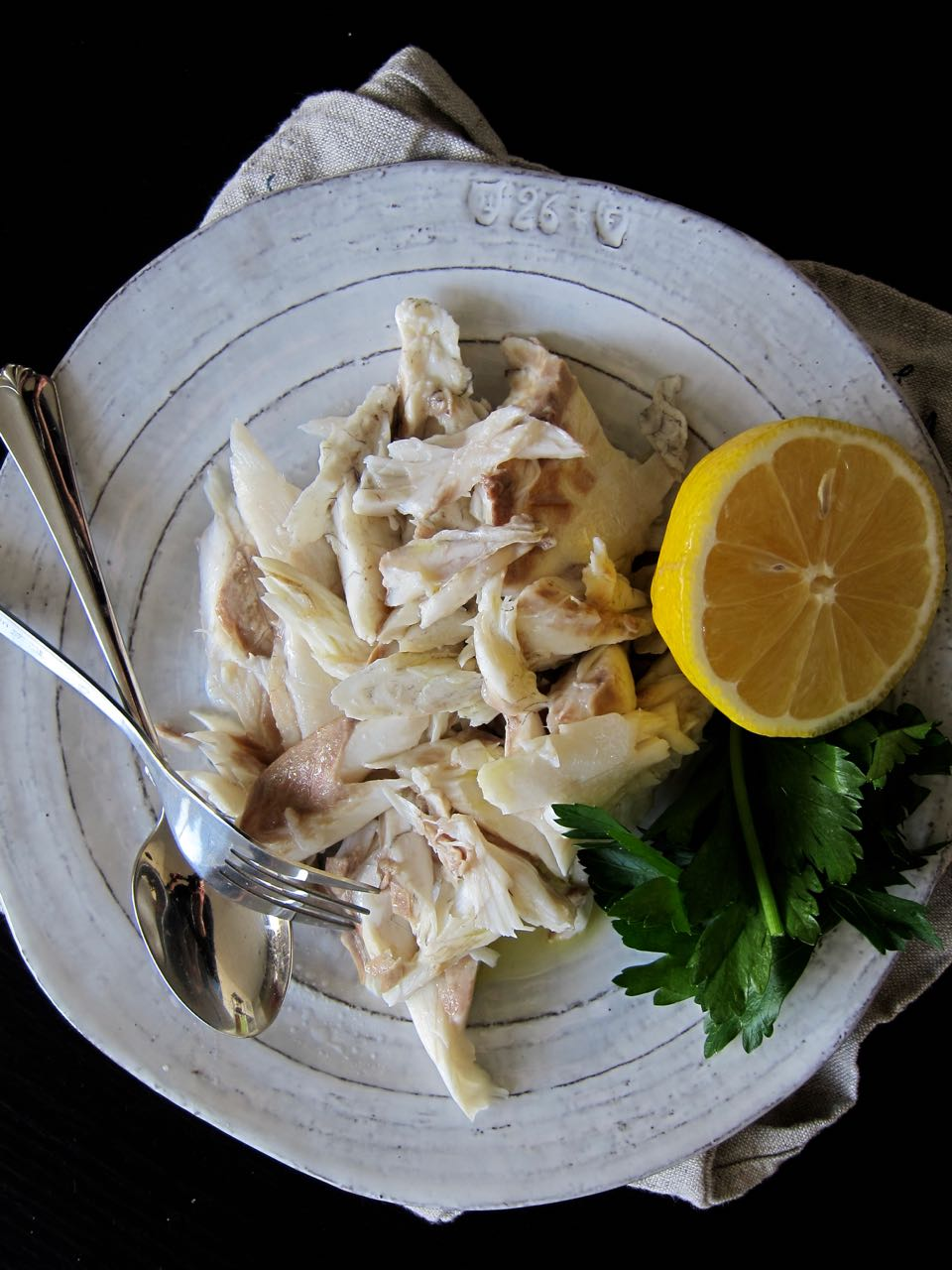 Salt Baked Fish Fillets