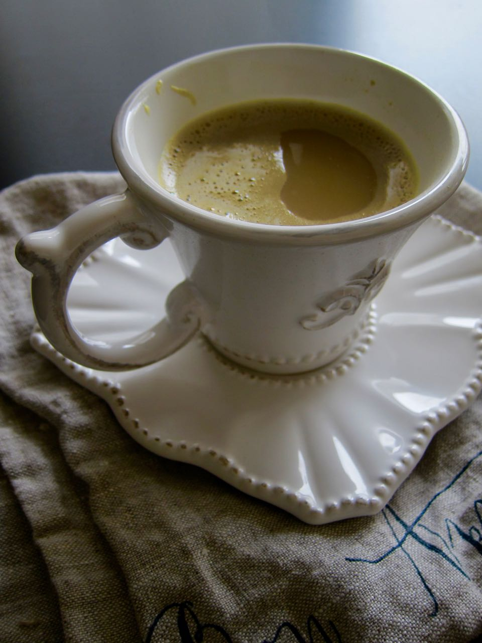 Golden Tea Milk