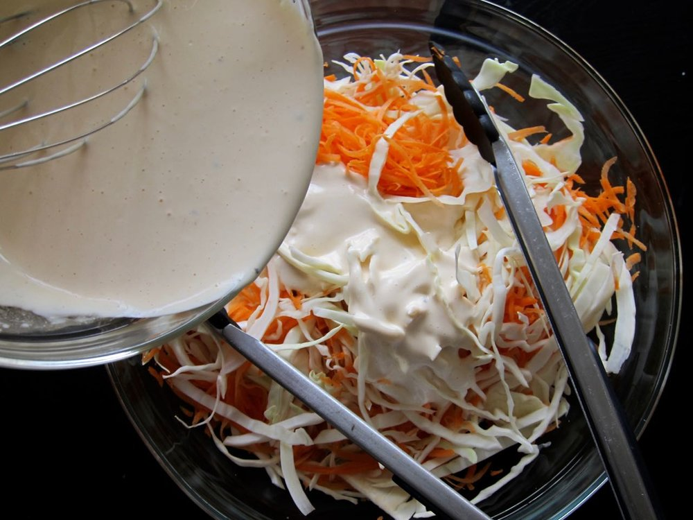 cabbage slaw and sauce.jpg