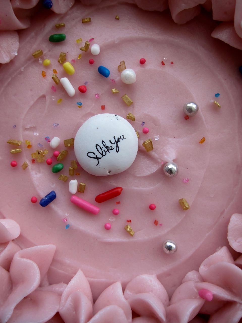 I lIke you cake