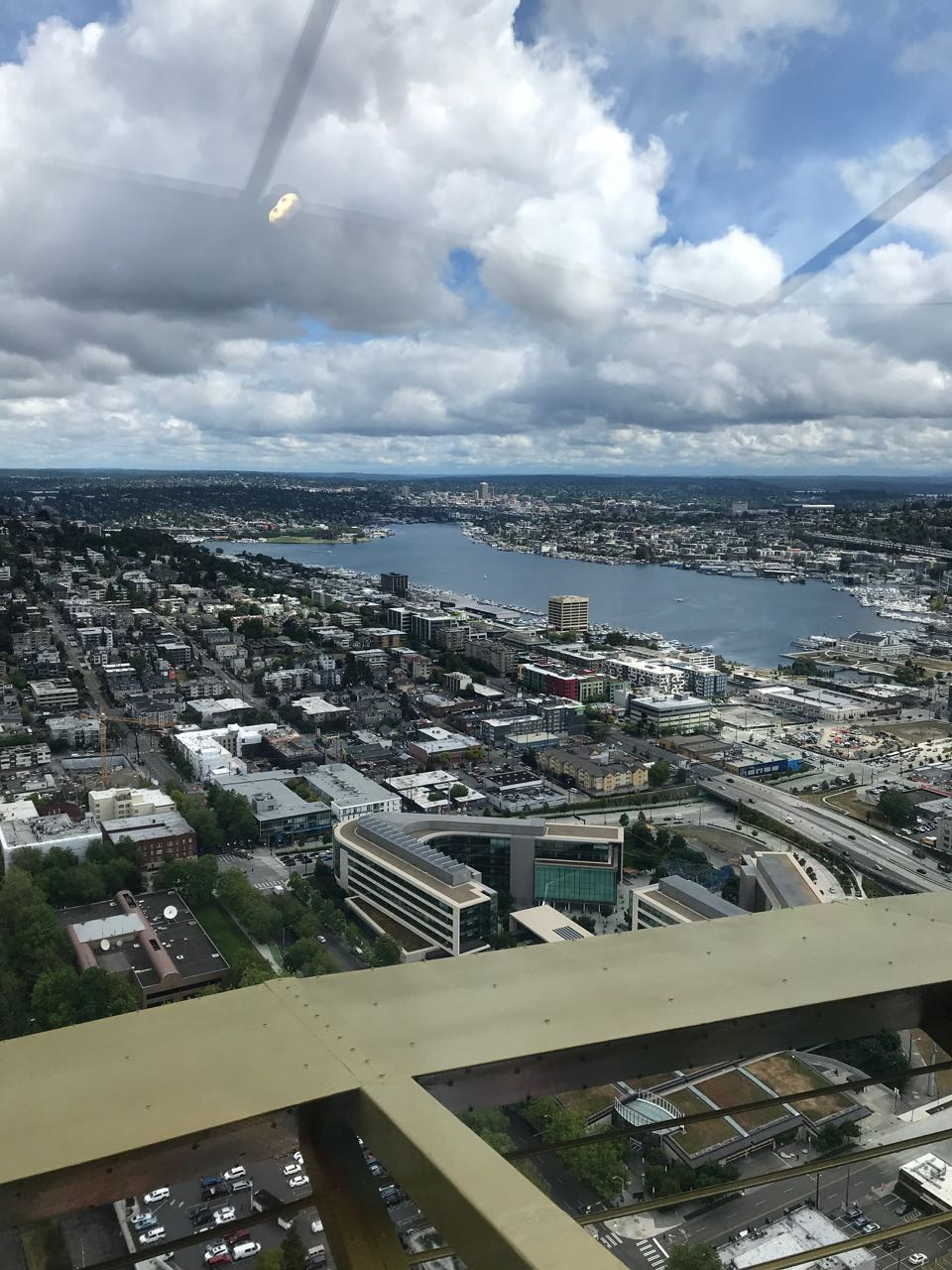 Lake Union from space needle.jpg