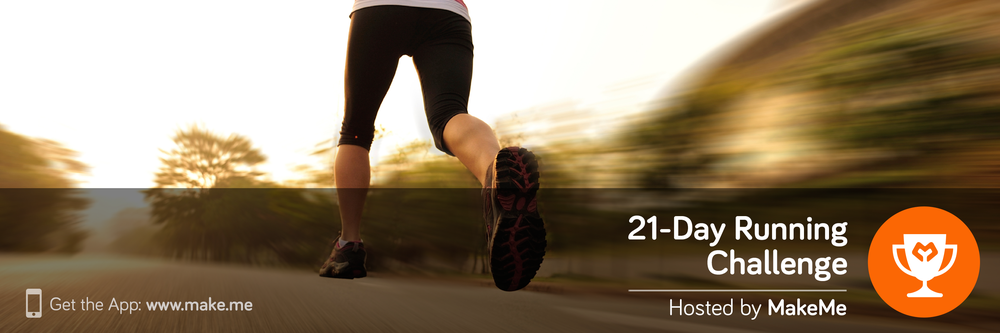 21-Day Running Challenge
