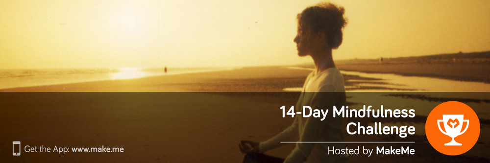 14-Day Mindfulness Challenge