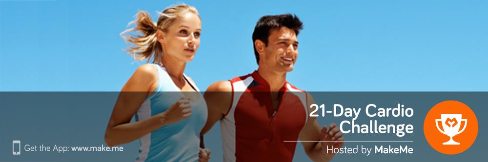 21-Day Cardio Challenge