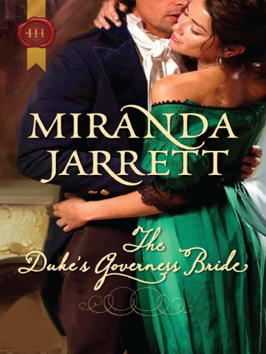 The Duke's Governess Bride