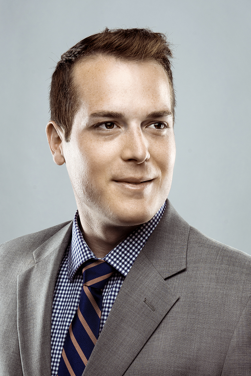 Ottawa city councillor of Rideau-Vanier Ward Mathieu Fleury.