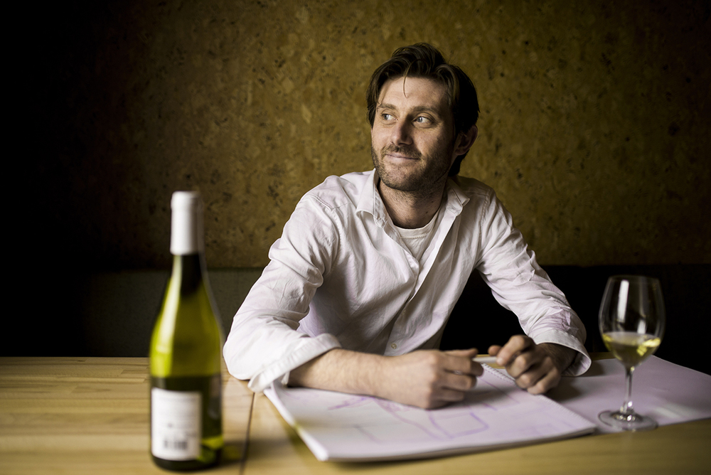 Chef Jamie Stunt of Soif Bar à Vin in Gatineau.