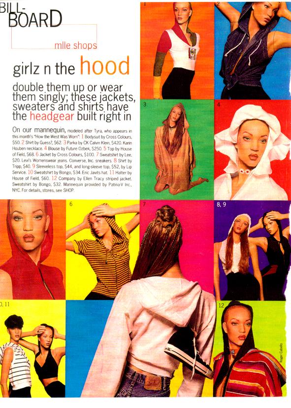 Karin Alisa Houben Jewelry in Mademoiselle Magazine