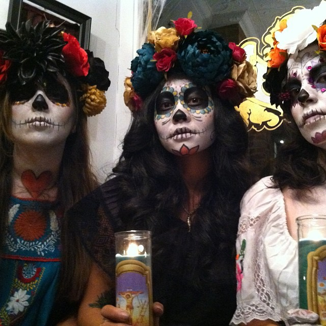 Happy Halloween! (at Antoinette)