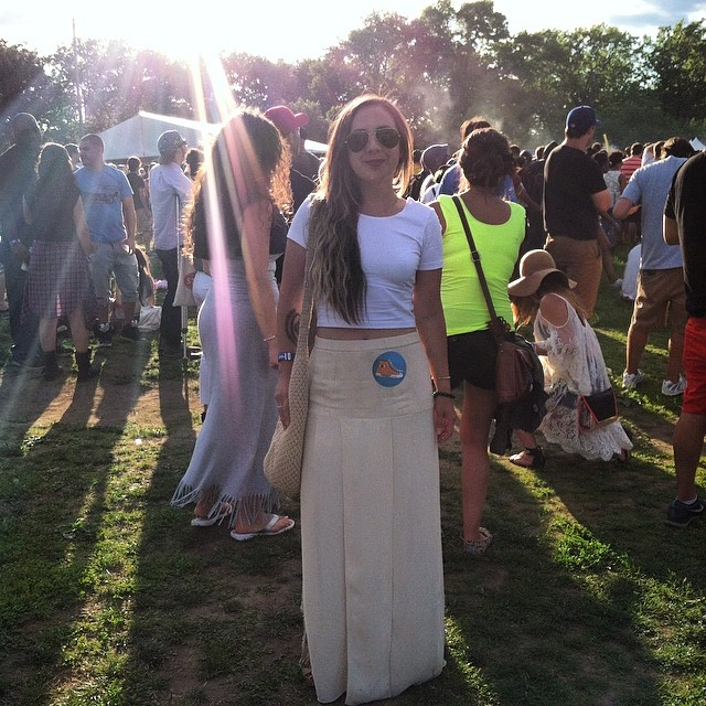 Feeling the Damian Marley vibes @govballnyc #govballnyc (at The Governors Ball Music Festival)