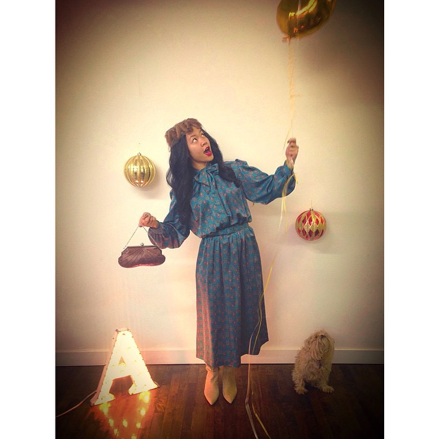 The ❤️ of Saturday Night 🌌#12DaysOfAntoinette // Available at #AntoinetteBrooklyn 🎈 (at Antoinette)