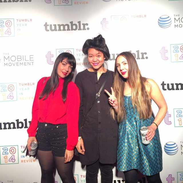 #Tumblryearinreview #2014 #greenpoint #brooklyn #tumblr (at Tumblr 2014 Year in Review)