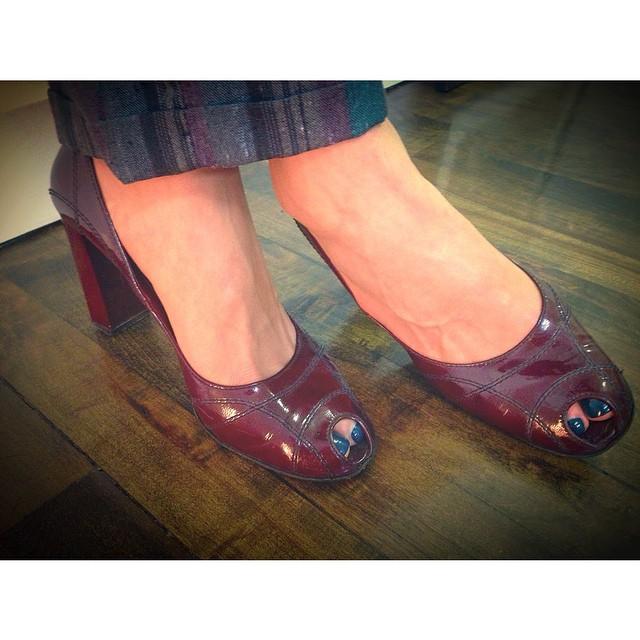 It's the last #TuesdayShoesDay of 2014! 🎆👠 #12DaysOfAntoinette (at Antoinette)