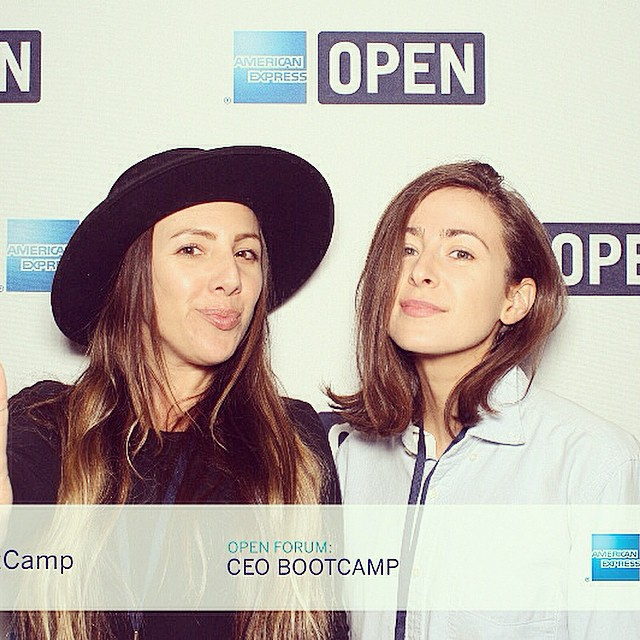 We do things…  #CEOBootcamp #SmallGoesBig #AmexOpen #SmallBusiness #NYC #DVF  (at Sheraton New York Times Square)