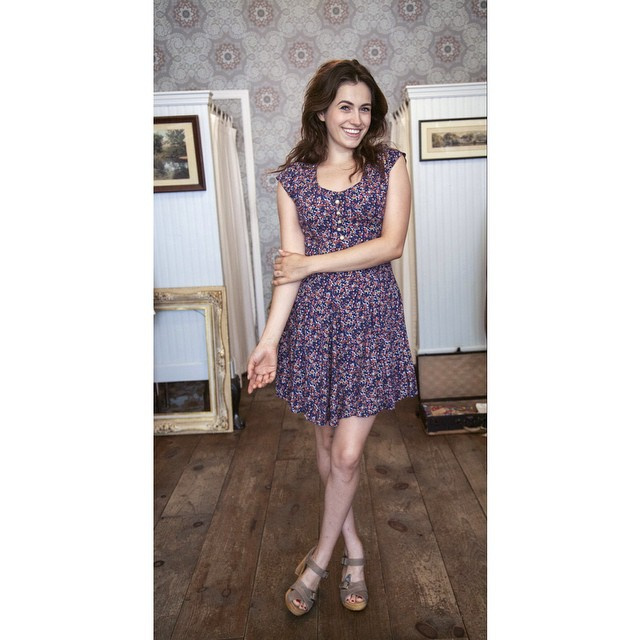 One of our personal faves from the Indian Summer Lookbook 😍    #antoinettevintage #vintage #1990s #vintagedress #madeinusa #clogs #ootd #williamsburg #brooklyn #antoinettebabesabina #thriftandstyle #antoinetteindiansummerlookbook2014 (at Antoinette)