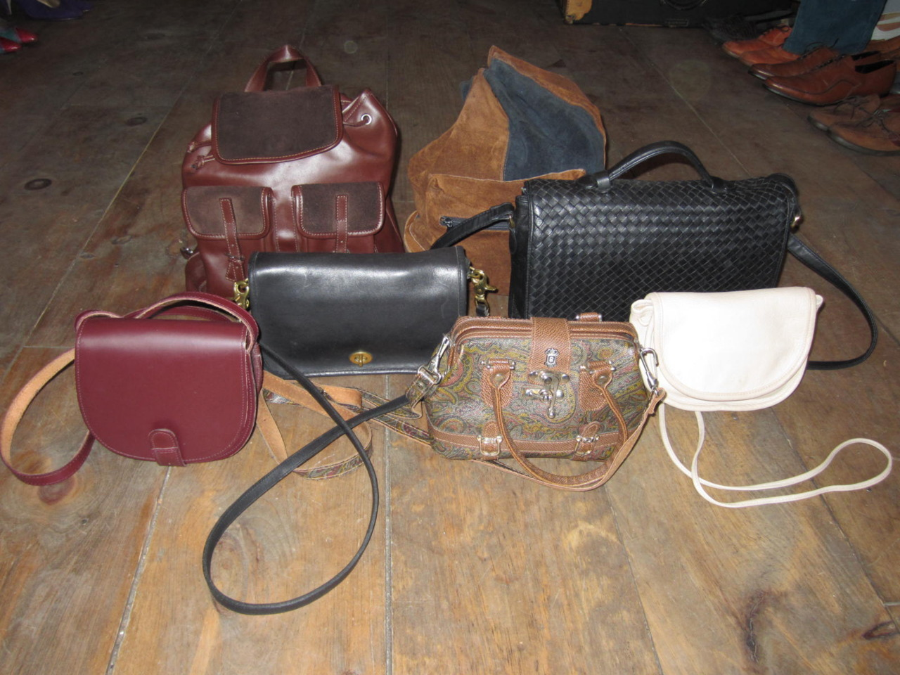 Check out these new Vintage treasures-These make some great X-mas gifts if you ask us-All under $100!