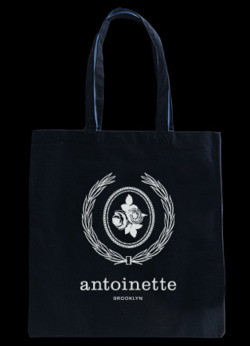 Next Wednesday, December 21st, Antoinette will be hosting a Shopping Happy Hour along with our lovely neighbors,  http://eightofswordstattoo.wordpress.com/  (tattoo shop & retail boutique)   During the hours from 5pm-11pm stop by for some cocktails & late night holiday shopping, PLUS 10% off your ENTIRE purchase.    Also, as our holiday gift to you, with EVERY purchase you will get our special Winter Edition Tote.   Happy Holidays!   xo