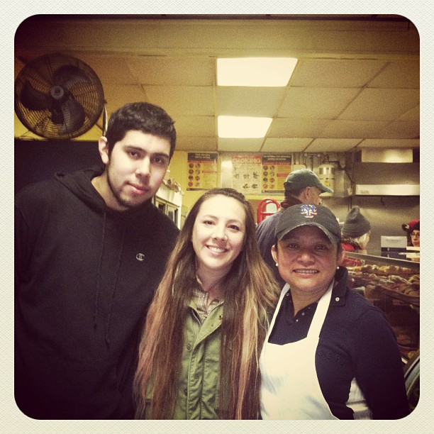 After 17 years of business I'm saying goodbye to my first friends welcoming my shop to the block…we will miss you La Villita Bakery! Xo (at La Villita Bakery)