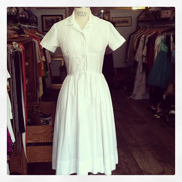 Vintage 1960's #TeenaPaige party dress $98 size S #antoinettevintage (at Antoinette)