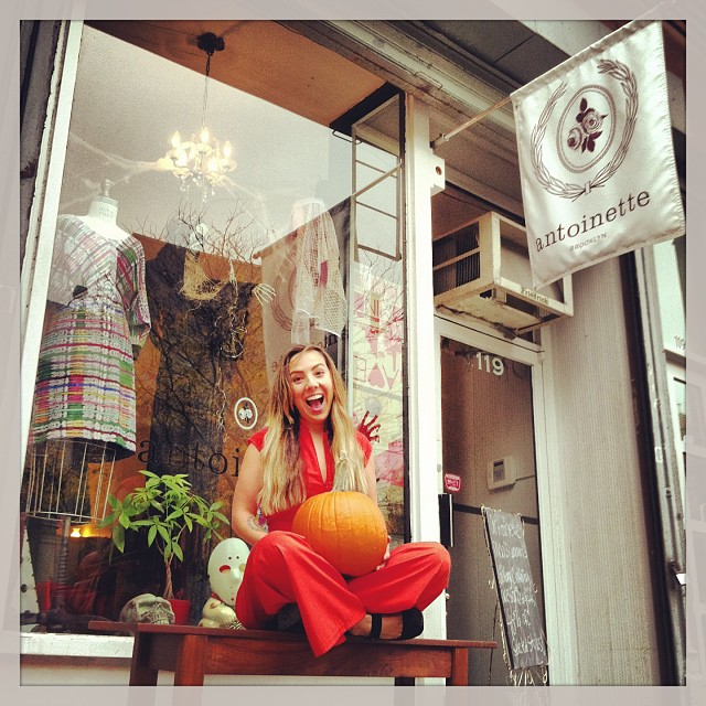 Happy Halloween! 🎃🎃🎃 (at Antoinette)