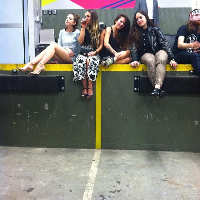 #coolkids @milkstudios  (at Milk Studios | New York)