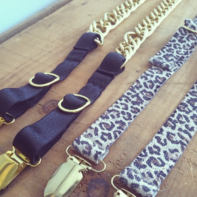 Not only are we happy it's finally Friday but we just got our first Spring delivery of @thebrooklynsuspenderco 's today-Woop! Chains & Animal prints! $42-$52 available in  2 adjustable sizes (Hipster & Low waisted) #antoinettevintage #thebrooklynsuspendercompany #thriftandstyle #madeinusa #madeinbrooklyn #brooklynlove #brooklyn #williamsburg #suspenders #streetstyle  (at Antoinette)