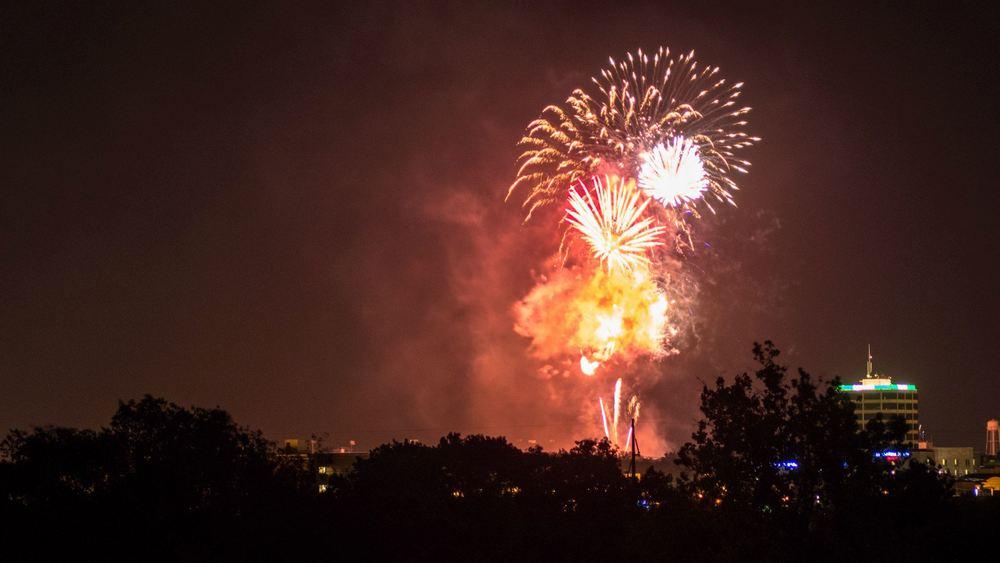 4th City Fireworks