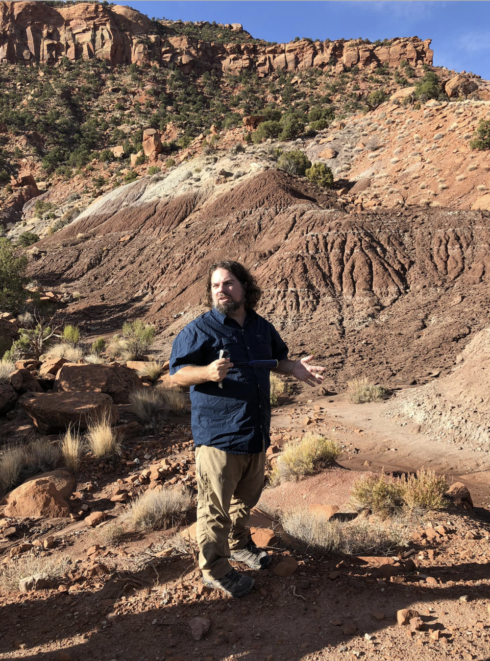 Earth Science Lecture Series - The Dawn of the Age of Dinosaurs on the Western Slope