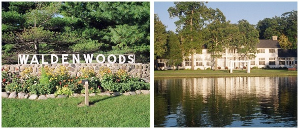 Waldenwoods Resort - One-year social day use pass and up to one week camping. The Resort offers boating, fishing, hiking, tennis, and much more!