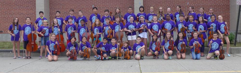 FCSSO Intermediate Orchestra, 2014