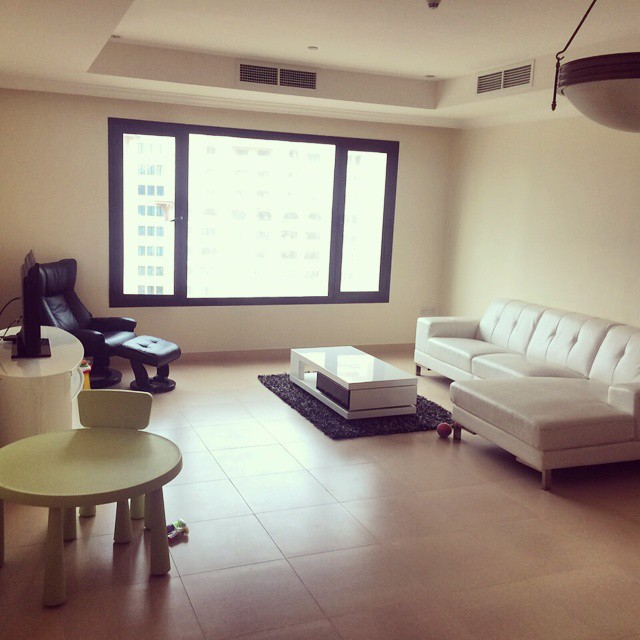#short #term #rental on #porto #arabia #thepearl #amazing #deal for one month. 1 br #bedroom #doha #Qatar