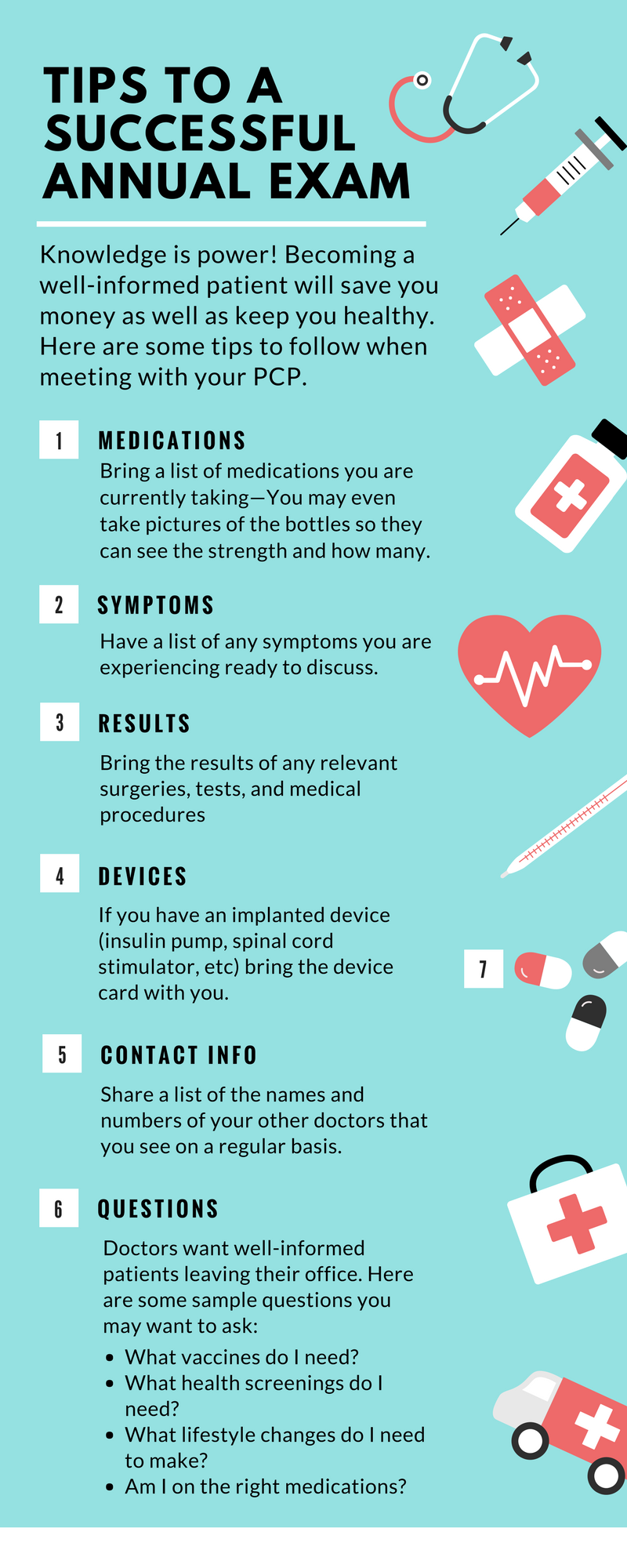 FINAL February infographic--Tips for successful annual exam.png