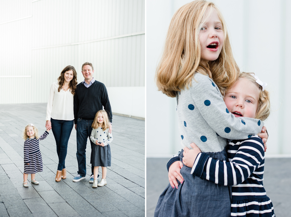 Nelson Atkins Museum family portraits