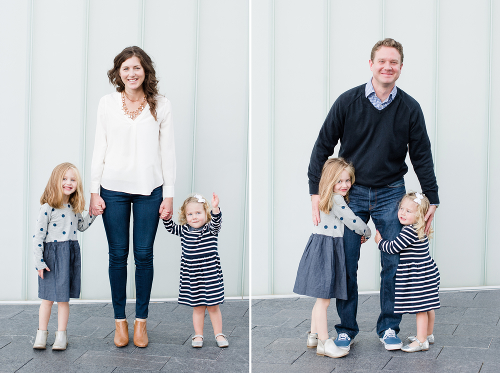 Coordinating your family for photos