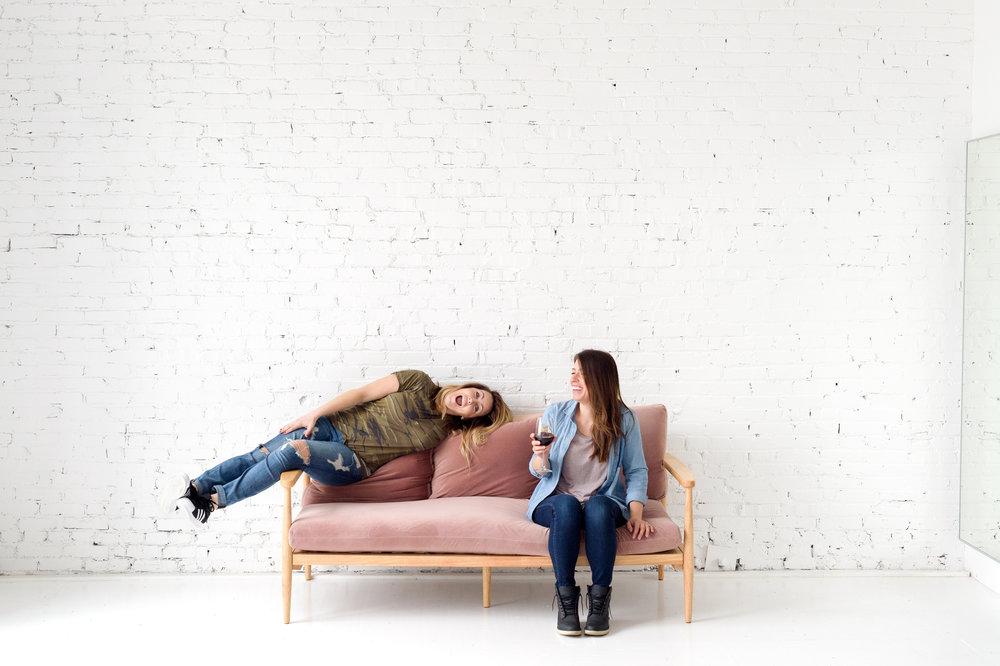 Ashley & Lauren