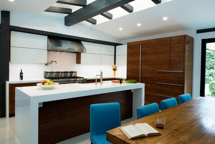 Modern Kitchen Cabinets Los Angeles Modern Kitchen Los Angeles — Able and Baker Custom Cabinetry