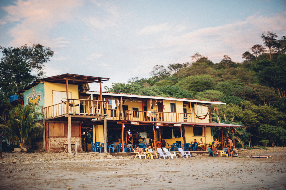 Playa Maderas Nicaragua Travel
