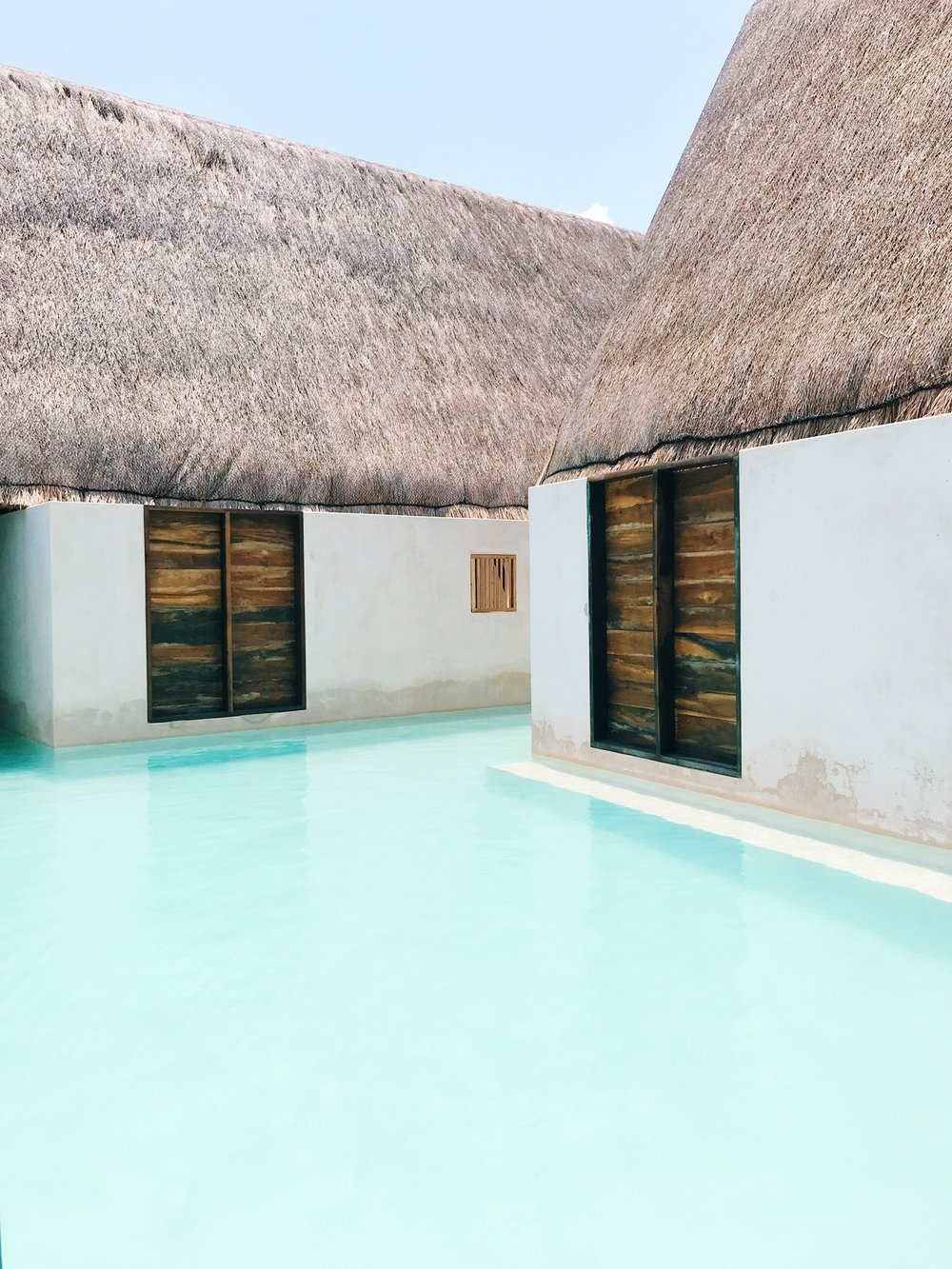 Punta Caliza, Isla Holbox - a design hotel debuts on an island off the Yucatan