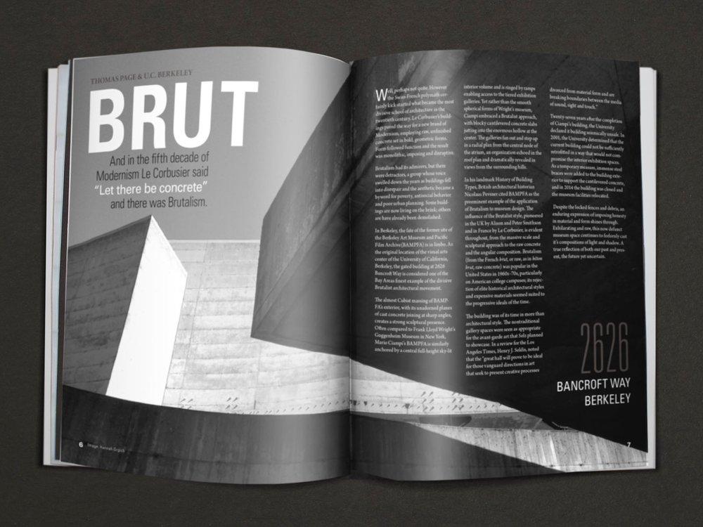 Architecture Print Spread