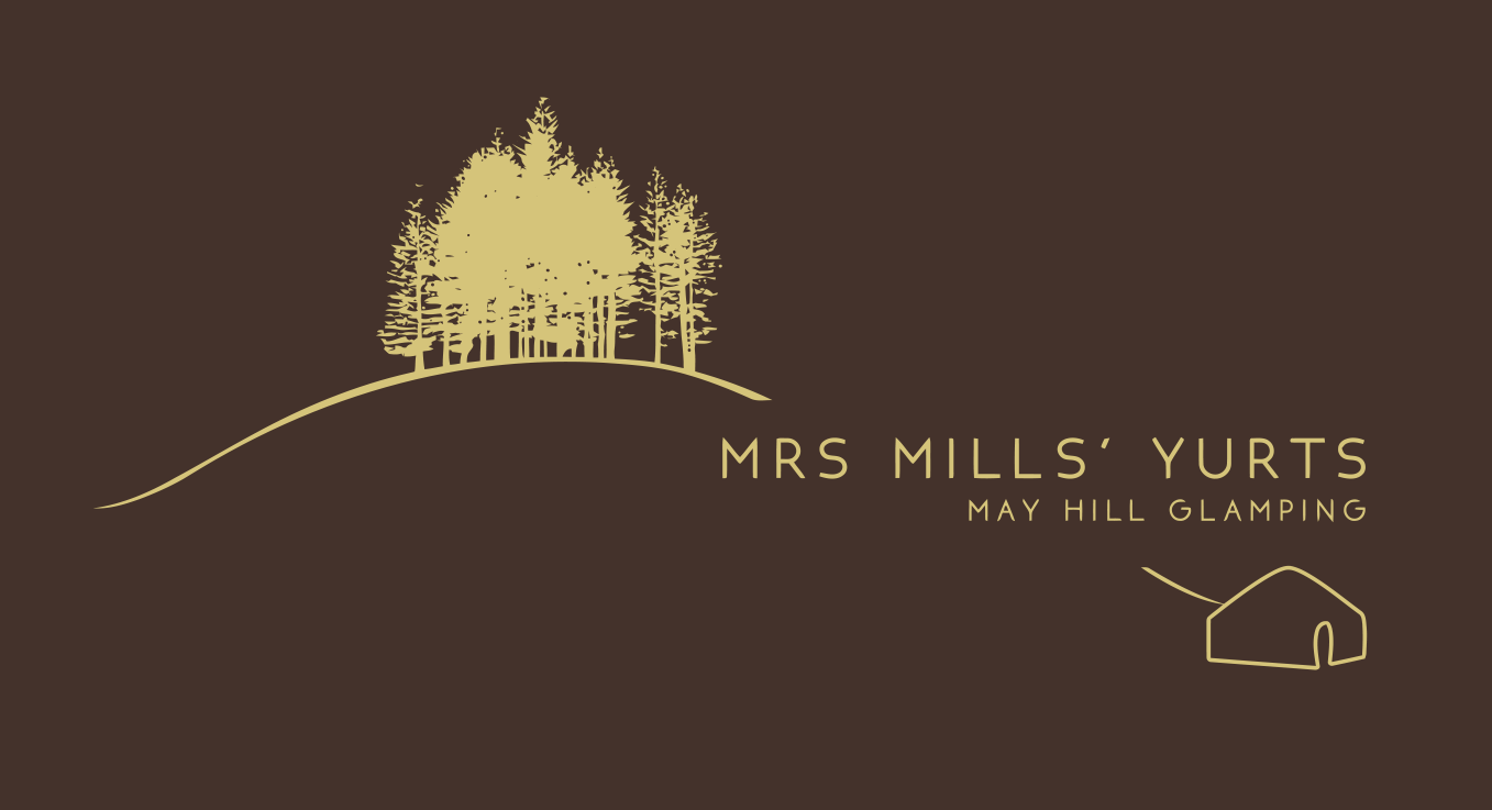 Mrs Mills' Yurts | May Hill Glamping