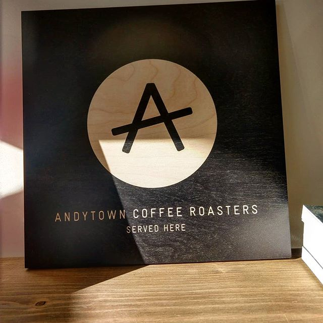 Spending a week or so in the Bay area. First stop @andytownsf . Delicious macchiato and (not pictured) single origin red honey Colombia espresso. Great coffee and rad atmosphere. Any of your favorite Bay area roasters for us to try while we are around? #visitcalifornia #dutchmancoffee  #drinkgoodcoffee #sanfrancisco